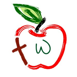 School Apple Logo